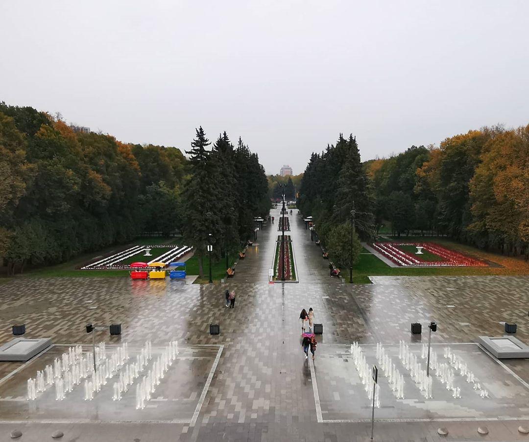 Парк речной вокзал